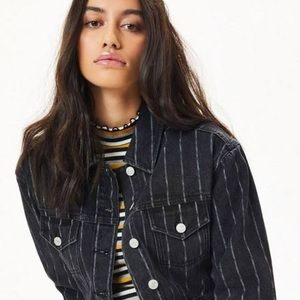 NWT Pacsun Striped Jacket